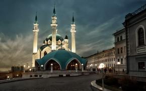 Картинка Казань, Татарстан, Мечеть Кул Шариф