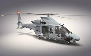 Картинка Вертолет, Airbus, ВМС Франции, Airbus Helicopters, H160, ПКР, H160М, Airbus H160M, ПКР Sea Venom, Airbus …