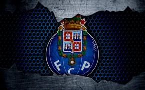 Картинка wallpaper, sport, logo, football, Porto