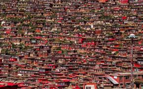 Картинка город, дома, Китай
