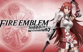 Картинка девушка, игра, Fire Emblem