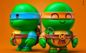Картинка игрушки, экипировка, turtles, повязки, макеты