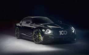 Картинка Bentley, Continental GT, Pikes Peak, 2020, Limited edition