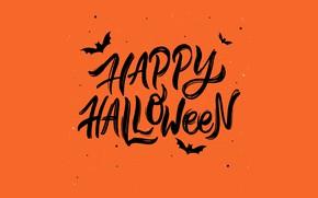 Картинка осень, Halloween, Хеллоуин