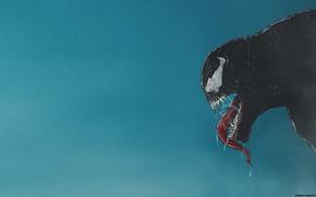 Картинка Marvel, Marvel Comics, Comics, Веном, Venom, Симбиот, Symbiote, Anupam Arts, by Anupam Arts, Gemini production