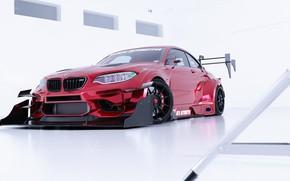 Картинка Авто, BMW, Машина, Тюнинг, Car, Auto, Render, Рендеринг, Time Attack, Transport & Vehicles, Javier Oquendo, …