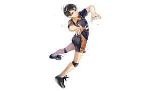 Картинка спорт, Волейбол, Haikyuu, Кагеяма Тобио