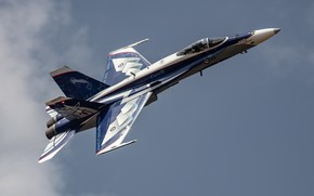 Обои CF-18 Hornet, McDonnell Douglas, ВВС Канады