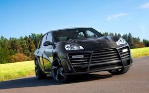 Картинка Porsche, Car, Front