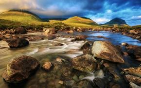 Картинка Шотландия, Scotland, Isle of Skye