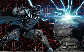 Картинка Star Wars, Darth Vader, fantasy, artwork, fantasy art, Sith, Star Wars Villains