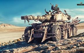 Картинка танк, World of Tanks, Panhard EBR 105, ёбрик