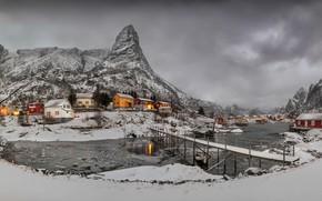 Картинка Norway, Reine, Lofoten
