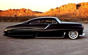 Картинка Hot Rod, Low, Vehicle, Mercury