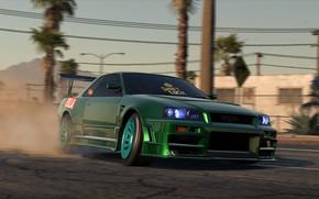 Картинка Nissan, Skyline, Electronic Arts, Need For Speed, Need For Speed Payback