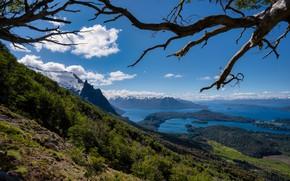 Картинка горы, Аргентина, Патагония