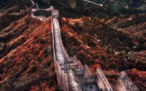 Картинка фон, стена, Китай
