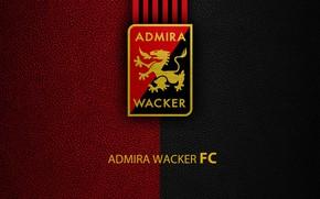 Картинка wallpaper, sport, logo, football, Admira Wacker