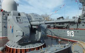 Картинка катер, ракетный, Р-60, артустановка, АК-176
