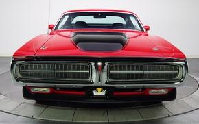 Картинка Muscle, Dodge Charger, Rallye Theme, 340 Magnum