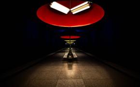 Картинка метро, Munich, Bavaria, Nymphenburg, Mood Lighting