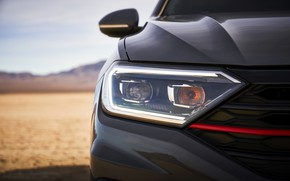 Картинка фара, Volkswagen, Jetta, седан, GLI, 2019