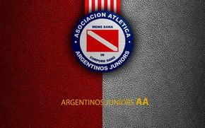 Картинка wallpaper, sport, logo, baseball, Argentinos Juniors