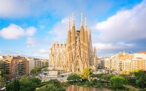 Картинка Испания, Барселона, Barcelona city