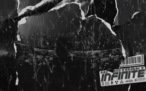 Картинка Music, Infinite, Cover, Monstercat, Habstrakt
