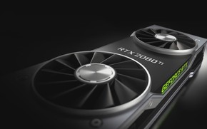 Картинка Nvidia, RTX, Videocard