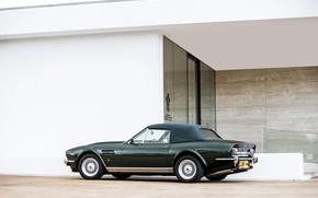 Картинка Кабриолет, Классический автомобиль, Aston Martin V8 Vantage Volante
