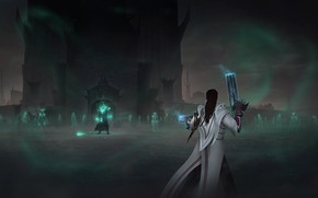 Картинка League of Legends, маги, Лига легенд