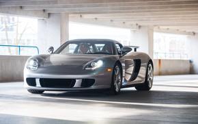 Картинка Porsche, Carrera GT, CGT