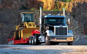 Картинка Truck, Freightliner, Trawl