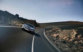 Картинка движение, купе, BMW, 2018, i8, i8 Coupe