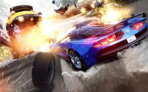 Картинка game, 2019, Dangerous Driving, Three Fields Entertainment