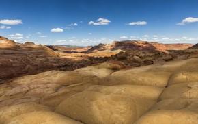 Картинка Аризона, США, плато Колорадо, Койот Баттес