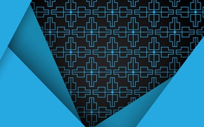 Обои абстракция, текстура, colorful, abstract, wallpaper, геометрия, design, texture, background, pattern, material, geometric