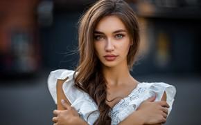 Картинка Девушка, Стас Хачатрян, Полина Васильева