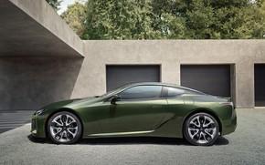 Картинка Lexus, вид сбоку, Limited Edition, LC 500, 2019