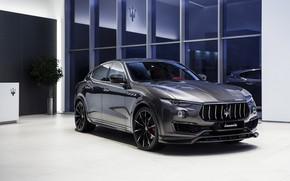 Картинка Maserati, кроссовер, Larte Design, 2017, Levante