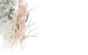 Картинка руки, скелет, парень