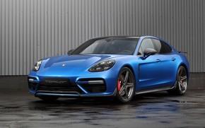 Картинка Porsche, Panamera, Turbo, 2018, TopCar, Edition, Porsche Panamera Turbo, GT Edition, TopCar Porsche Panamera Turbo …