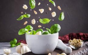 Картинка сыр, орехи, овощи, салат, специи, Iryna Melnyk