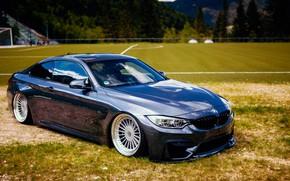 Картинка BMW, Stance, F82, m4