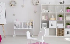 Картинка дизайн, игрушки, мебель, интерьер, детская комната