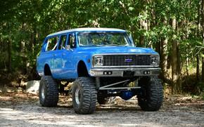 Картинка Chevrolet, Suburban, Off Road