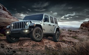 Картинка 2018, Wrangler, Jeep, Unlimited, Moab Edition