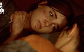 Картинка Sony, Games, Naughty Dog, Ellie, PS4, Dina, The Last of Us Part II