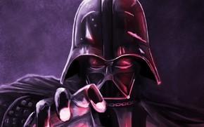 Картинка Star Wars, Darth Vader, warrior, helmet